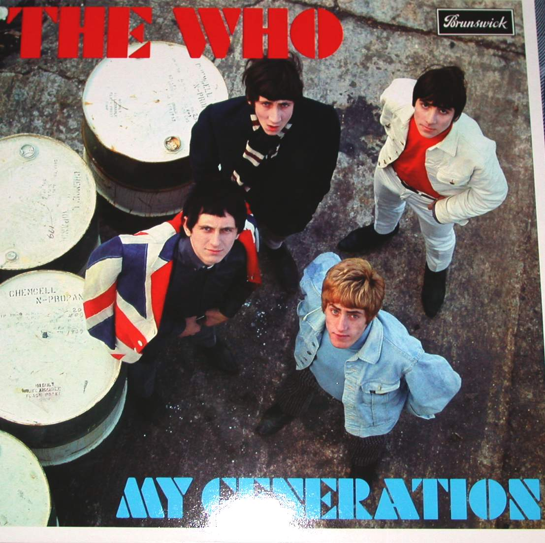 my generation My generation | guitar tab by the who from my generation, 1965 written by pete townshend 1965 tro-devon music, inc #-----please note-----# #this file is the author's own work and represents their interpretation of the # #song.